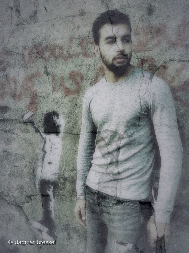 Wall - Building Feature Mature Adult Young Adult The Magic Mission Street Casual Clothing Streetphotography Men Shootermag Momochrome Fine Art Photography Fashion Photography Monochromeart X😨w😦x Outdoors Art Waiting My Art WeAreJuxt.com Beauty Portraits Another World Person model: Mohammad Sadaki
