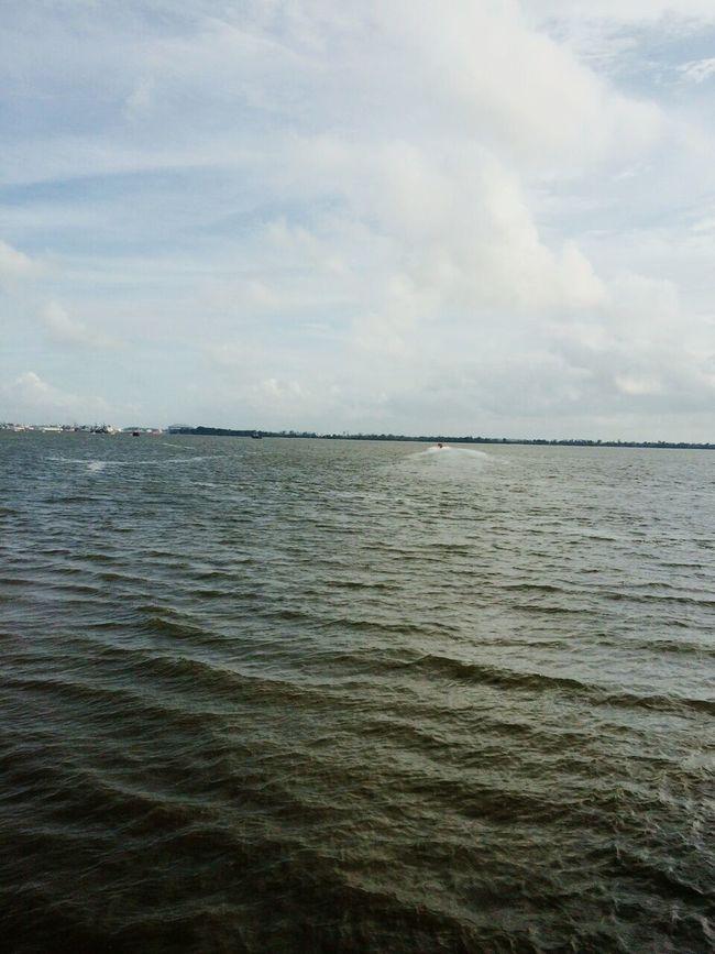 Dolphin cove Brunei Water Beautiful NatureIsBeautiful