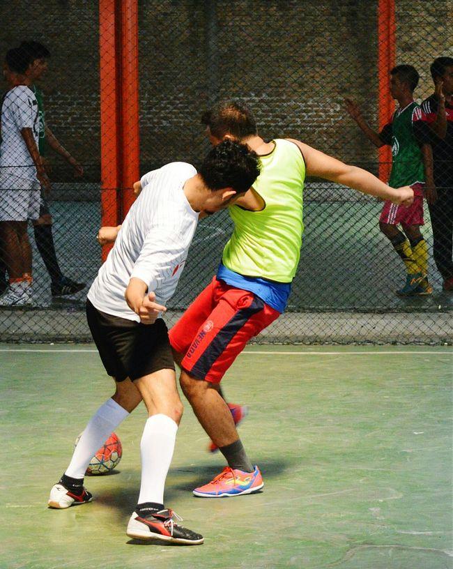 Man to Man Marking... Futsalindonesia FutsalTime Futsal Futsal Tournament Sport