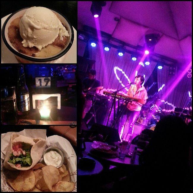 Awesome Saturday. Good food + beer + good music. Instagramthatshit Saturdate Updharmadown Borough capacities