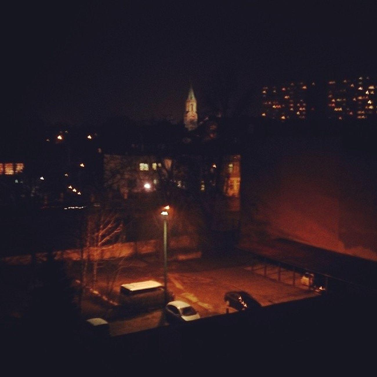 Chorzow Night Przeprowadzka Never say never...
