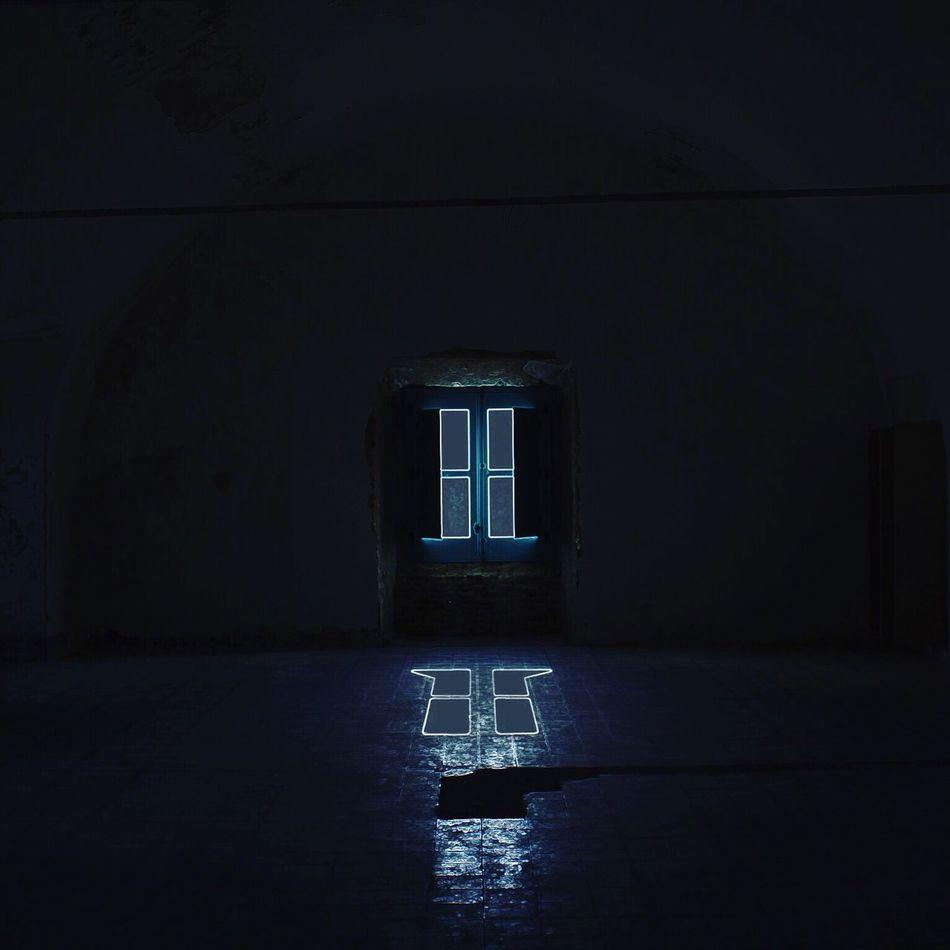NEON LIGHTS No People Built Structure Window Night Architecture Indoors  Neon