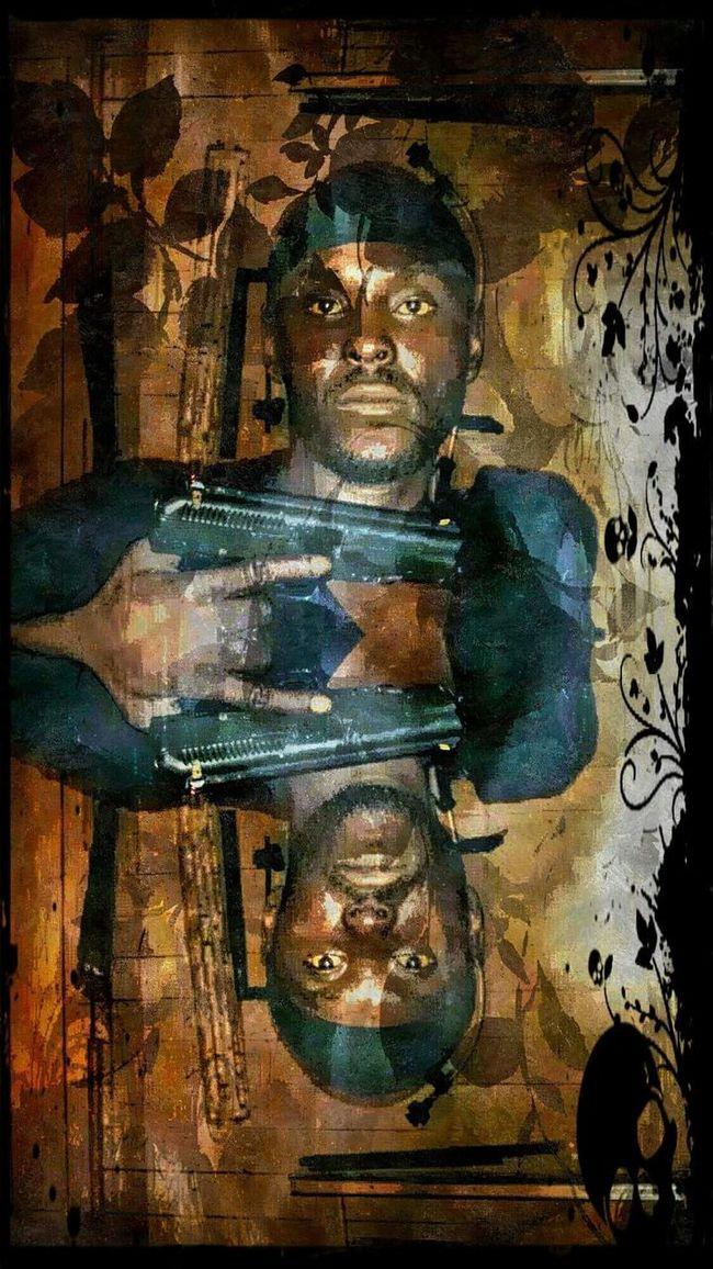rap Gangster Baby gangsta niggangster Nigg A Kris Minter - Baby