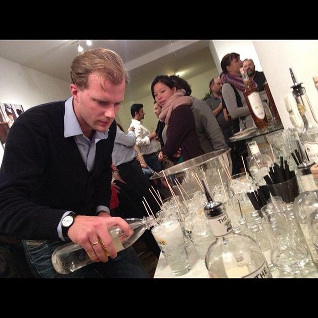 Besuch mit Verkostung in Münchens erster und einziger Gin-Distillerie - The Duke GIN Munich Distillery Igersmunich Instamuc