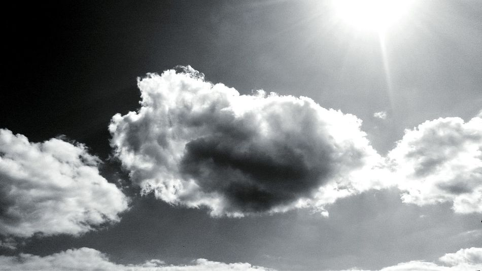 Samsung Galaxy S4 Samsungphotography Beautiful Afternoon Cloud_collection  Sky_collection Sky Heaven♥ Sky And Clouds Natural Nature_collection Black And White Photography Black & White Black And White Blackandwhite Enjoying Life Grofovija