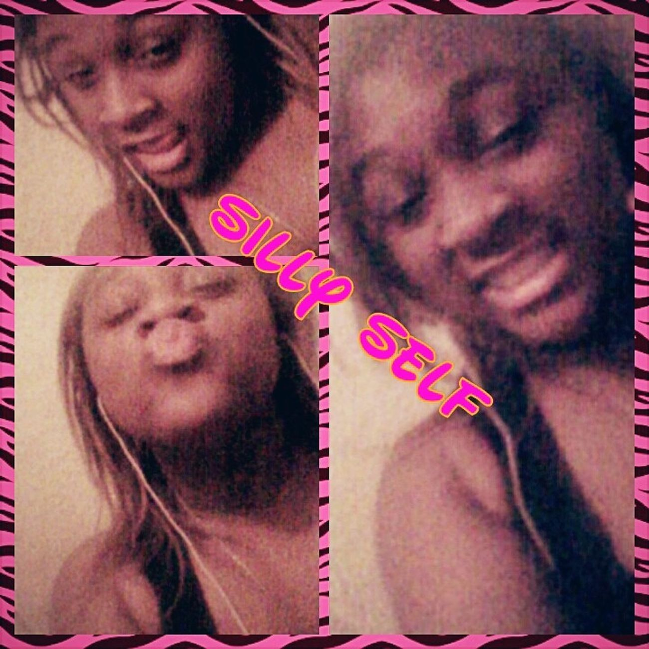 Just Chillin' Being Silly Acting Silly (: ~ Meh ^.^ ♥ ~