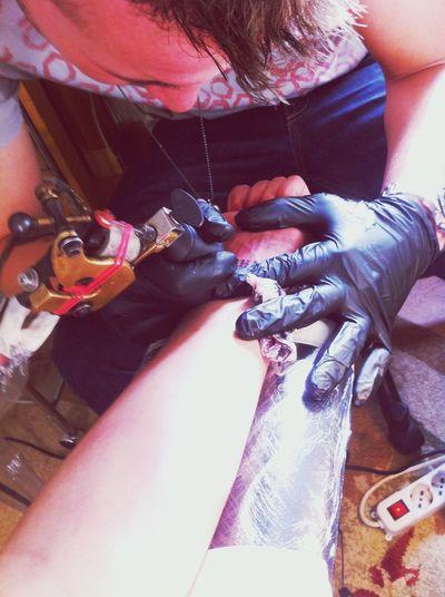 Continuiamo così Tattoos 2º