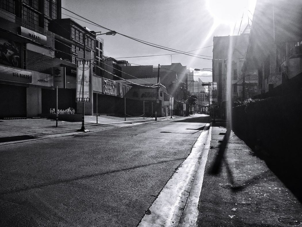 Election day Enjoying Life Votewisely Hello World Holiday Blackandwhite Streetphotography Time To Go Home Good Morning Makati City Streetphoto_bw