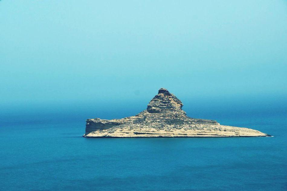 Turquoise By Motorola Island Rafraf Tunisia Blue Nature Beautiful Hiking Summer The Great Outdoors - 2016 EyeEm Awards EyeEmNewHere