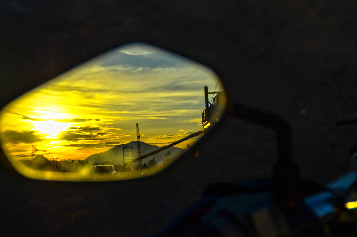 Sunset Silhouette Landscape Nature Street Photography Nature Lover Nature_collection Beauty In Nature Indonesia Photography  Nature Photography Florestimur