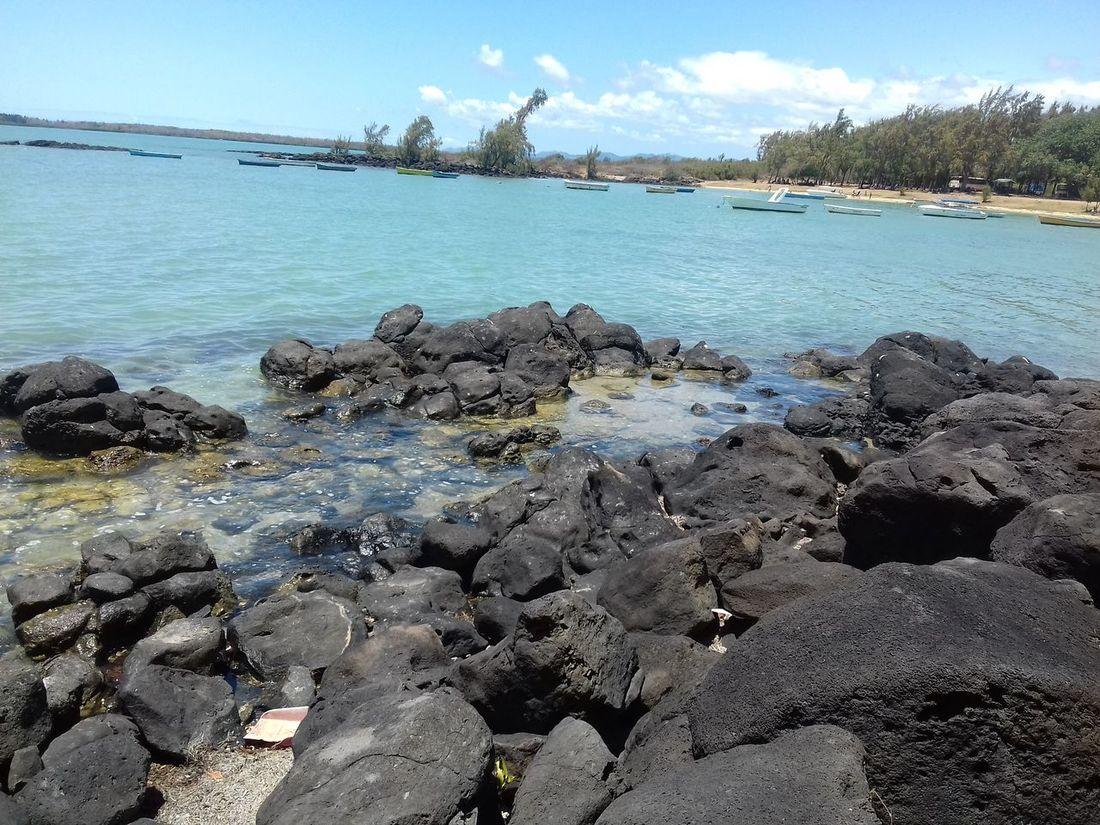 Merville beach mauritius