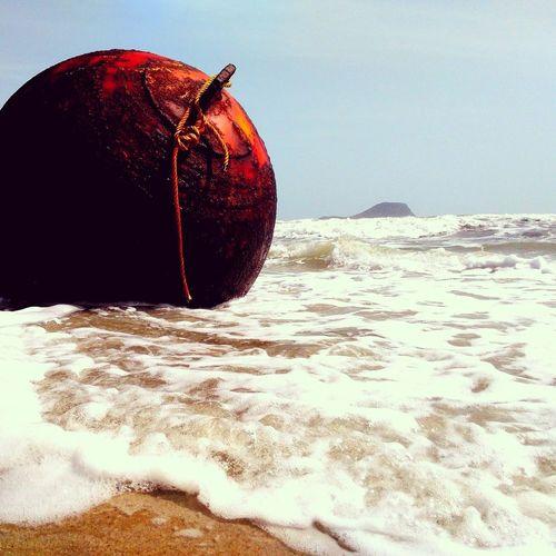 Broken Beach Beachwalk Sea La Manga...Cartagena.. Beachphotography Playa Home Sweet Home From My Point Of View Exploring