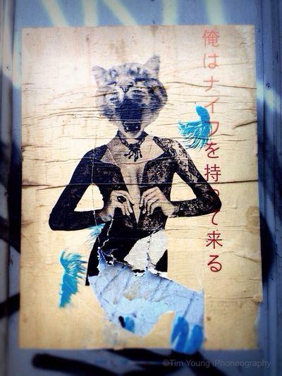 Graffiti NYC Streetphotography Fall 2013
