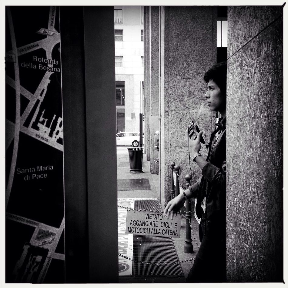 The wait Milano