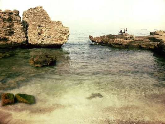 Nature in Tripoli by Jad