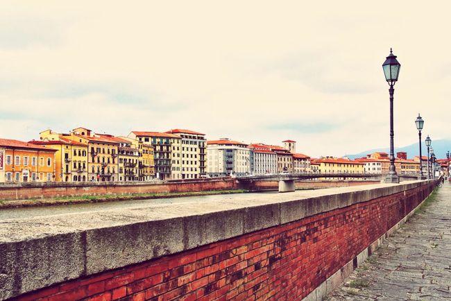 Walks in Pisa Pisa