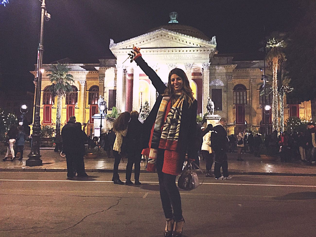 Teatromassimo Palermo Streetshow LidiaLive Music