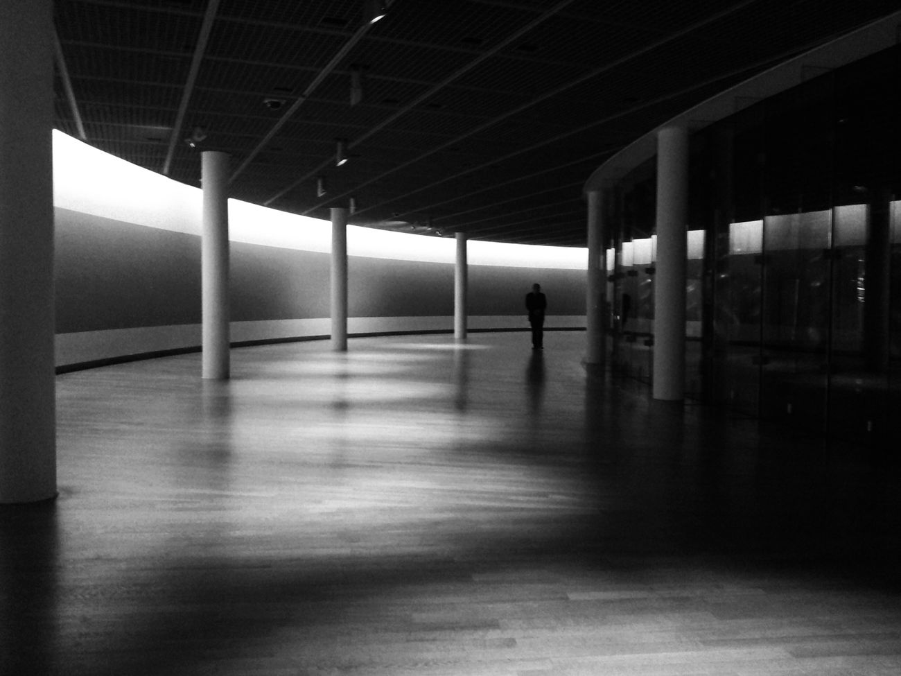 Alone TheMinimals (less Edit Juxt Photography) Black And White StreetsWithPeople Streetphotography