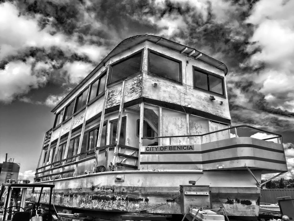 """City of Benicia"" Ship Ships Shipwreck Boats Boat Boatyard Blackandwhite Black And White Blackandwhite Photography Black&white"