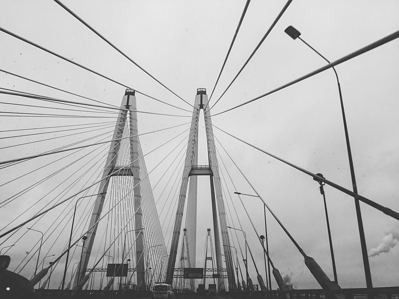 Transportation Cable Mode Of Transport Mast Day Outdoors Sky Low Angle View Connection Nautical Vessel Travel Suspension Bridge Bridge - Man Made Structure Built Structure Architecture Travel Destinations No People Sailboat Sailing Ship City Saint Petersburg