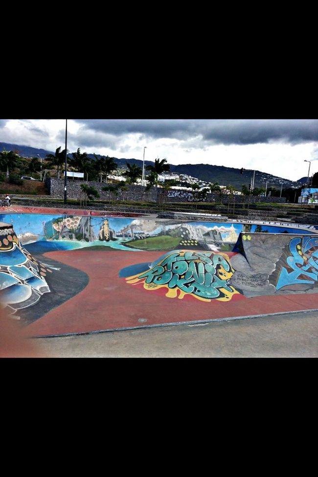 Skatepark La Run ❤️