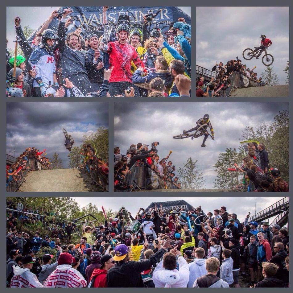 The Fan Club Mylifestyle Mountainbiking Taking Photos Canoneos Bikefest ReadySetAction Hello World Copyright FlexoGrafie