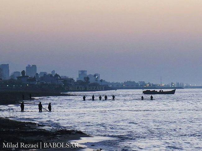 Fishing in the Caspian Sea province of Mazandaran...🐟🎣 ________________________________ ماهیگیری در دریای کاسپین استان مازندران...🐟 ________________________________ Milad rezaei photography ________________________________ Fishing Caspian Sea Mazandaran Babolsar ماهیگیری دریا کاسپین مازندران بابلسر ________________________________