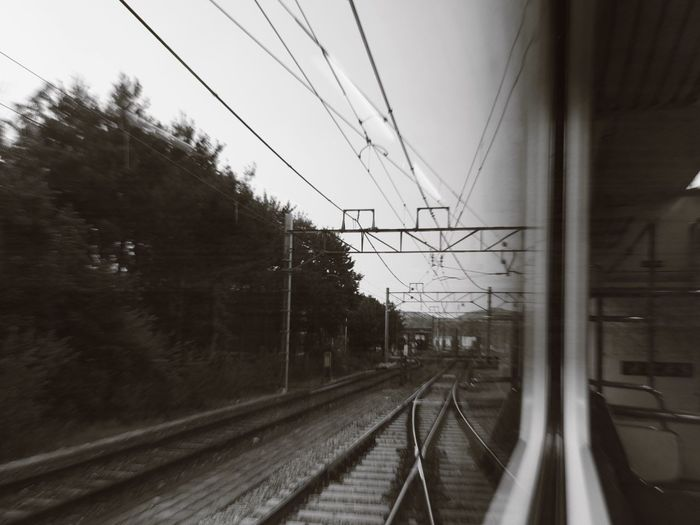 Train Travel Without Alone