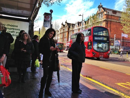 streetphotography at Ealing by Chris Prakoso