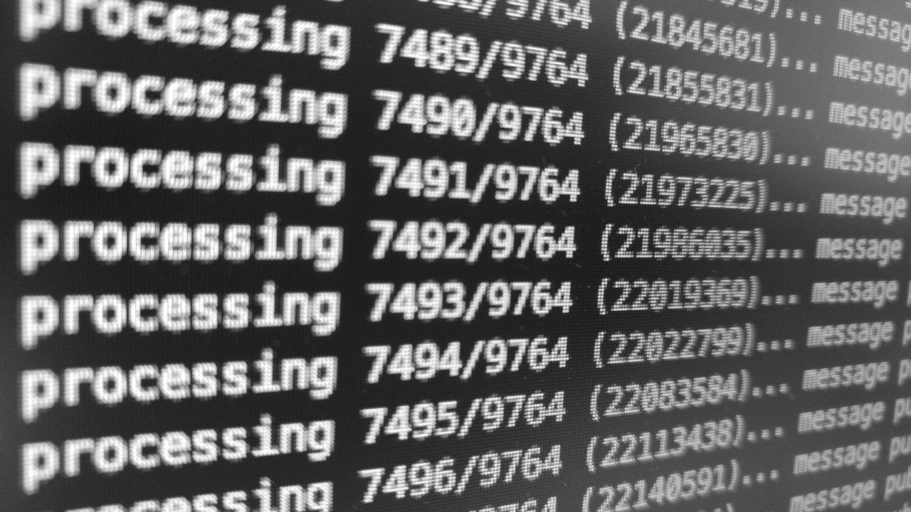 Chasing Appu Processing