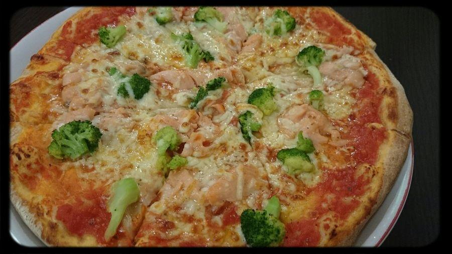 El tiempo de Pizza Salmone