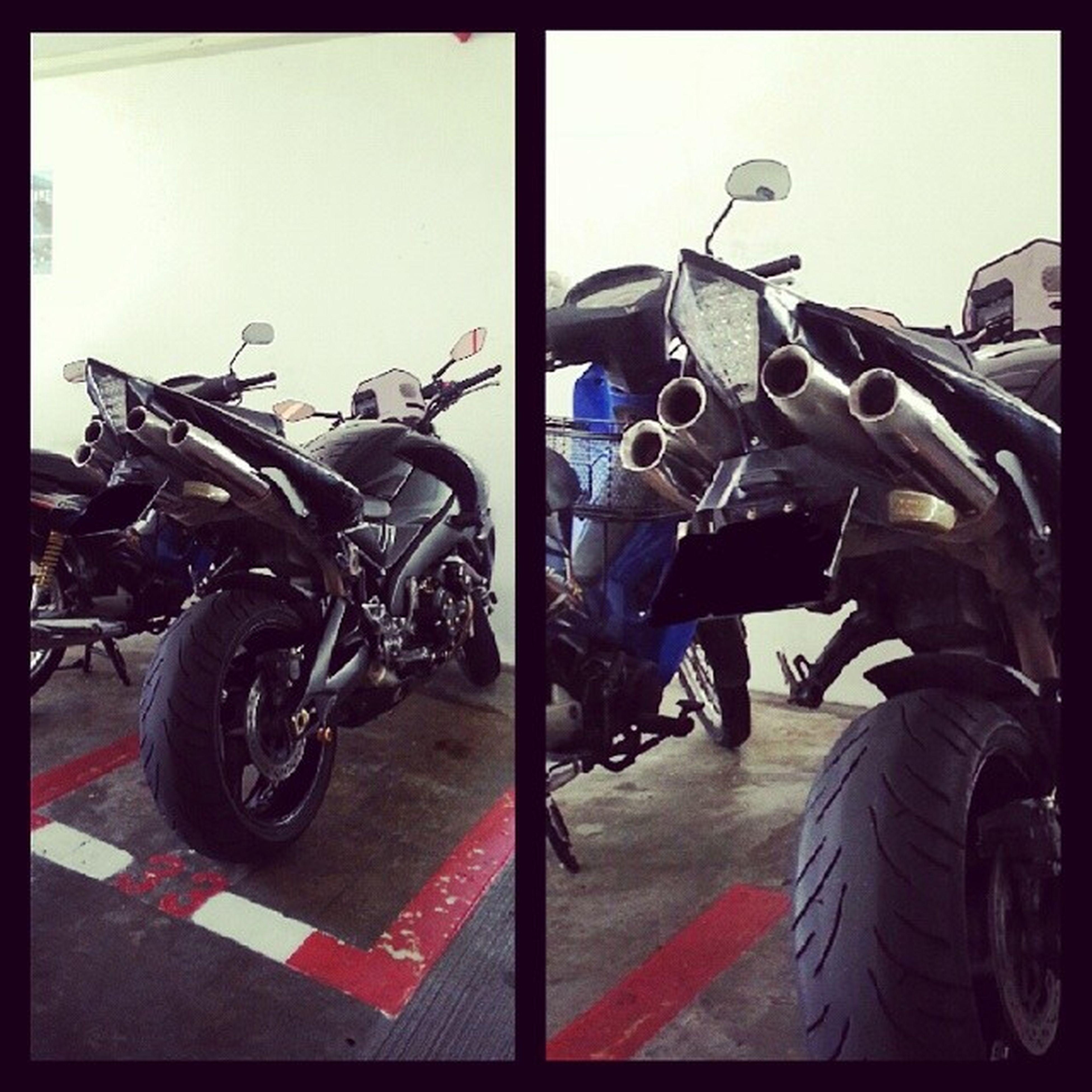 OMG! Suzuki Bking Laserexhaust Exhaust black superbikes