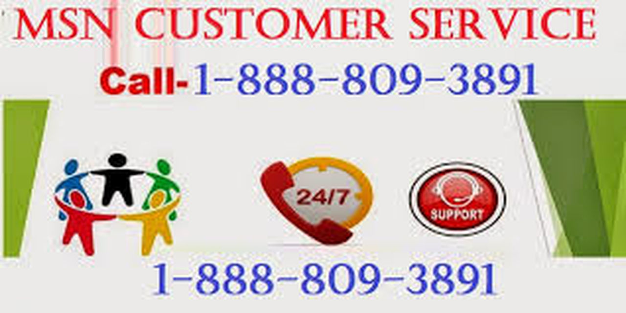 MSN Customer Service \ MSN Technical Support