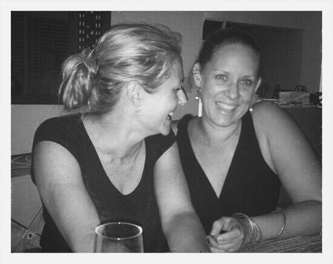 Good times, good laughs, good friends laughs