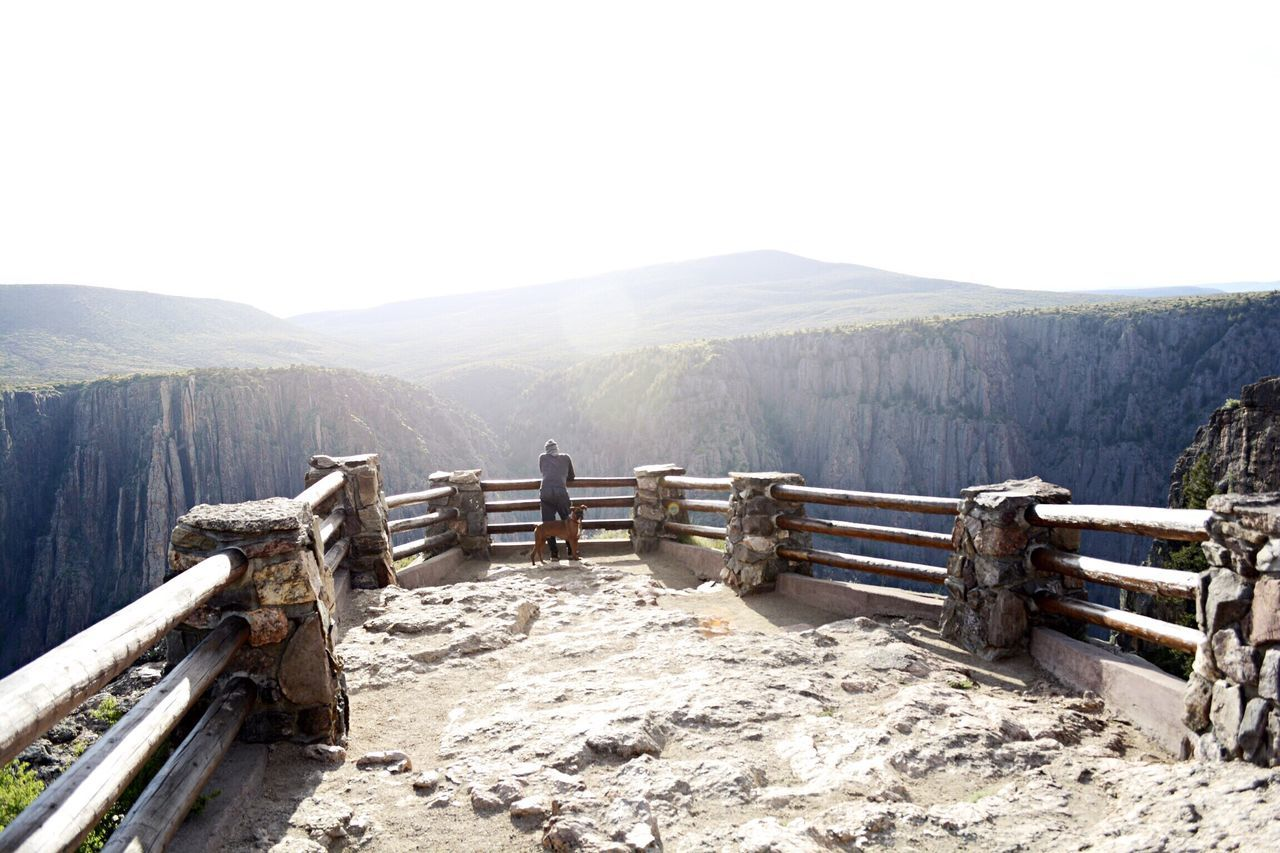 Edge of the world Canyon Nature Mountains Hiking Colorado Outdoors Adventure Explore Scerene Mountainscape