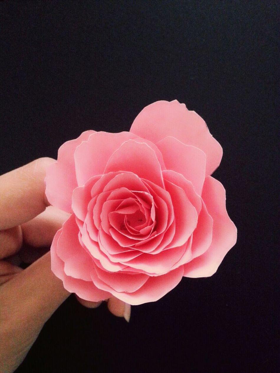 Handmade Paper Flower Crafts
