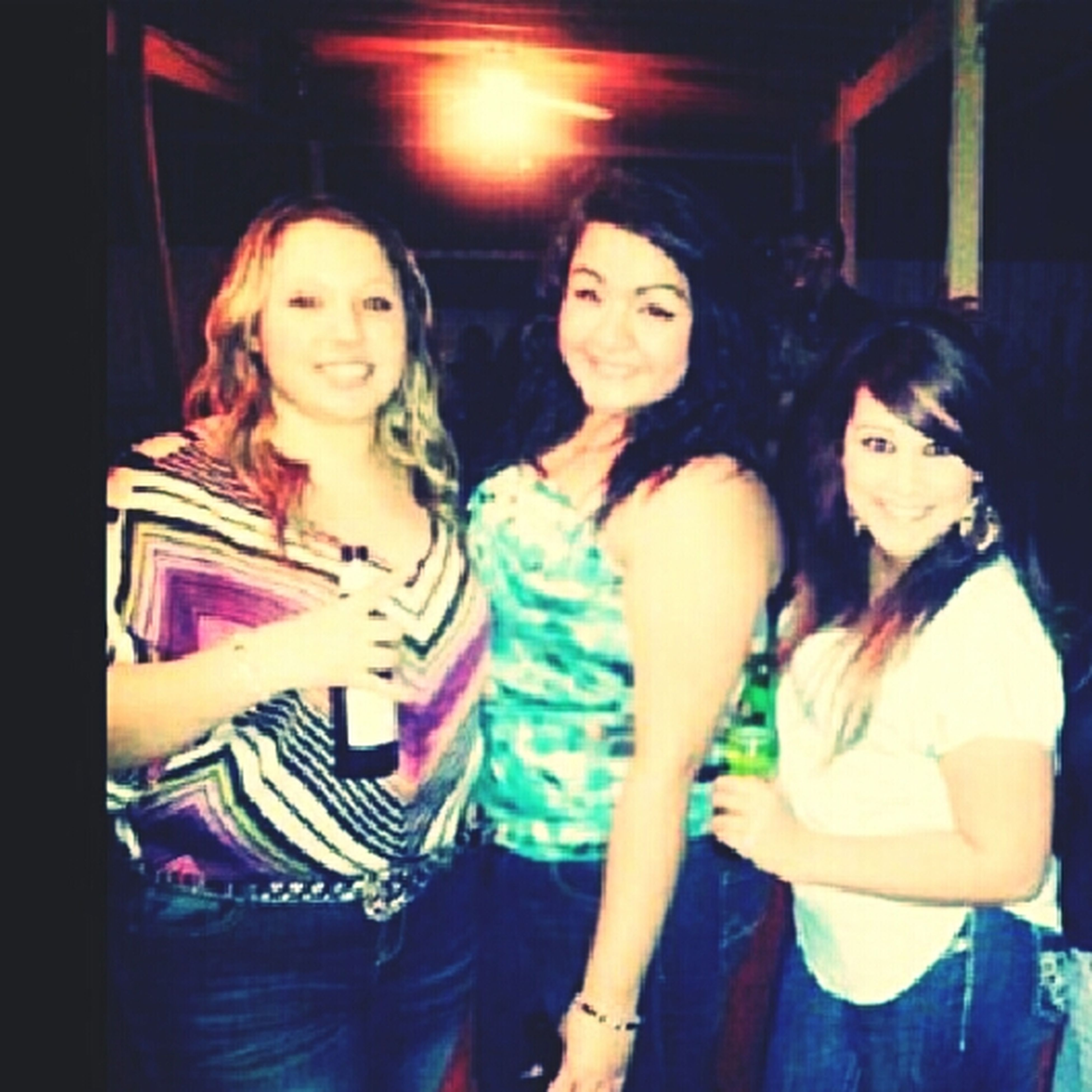My adorable cowgirls & I ♡