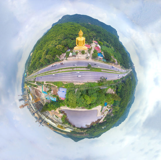 Thailand Photography EyeEm Sky And Clouds Relaxing Hello World Art Mountain Drones สระบุรี Dronephotography Topview Geen Cloud - Sky Traveling Buddha Street Photography Sky Cloud Hi!