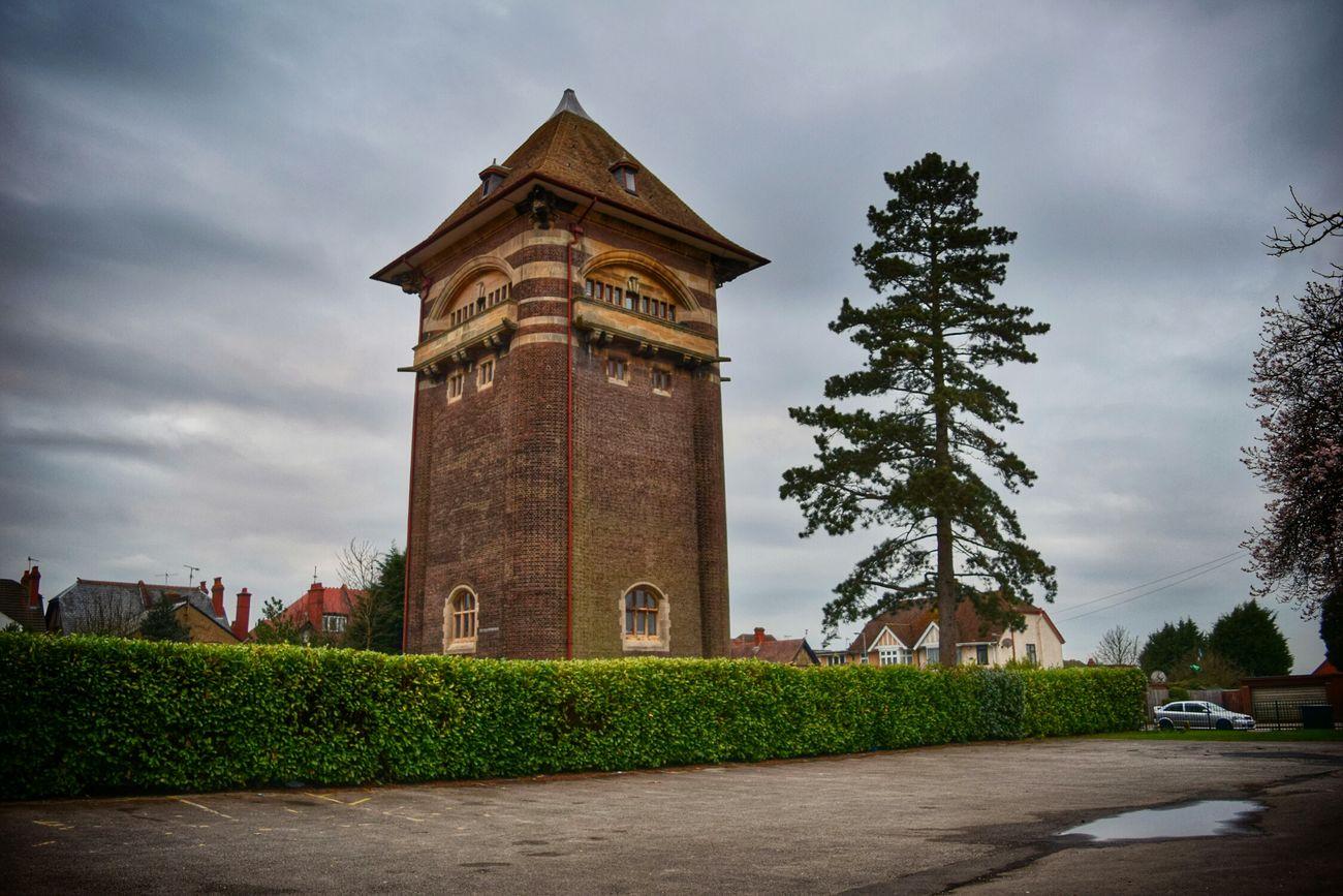 Taking Photos Architecture Park Walking Around Luton