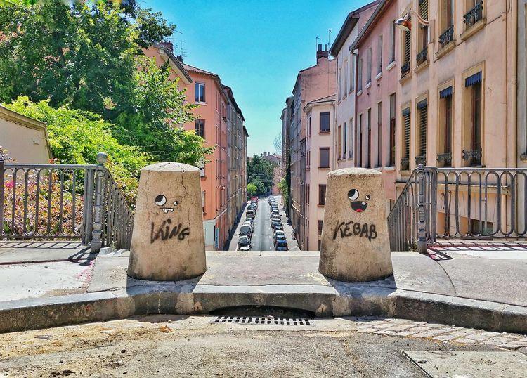 King et kebab mes nouveaux pot [o] France Lyon Croixrousse Graffiti Art De Rue Streetart Tag Streetphotography Urban Landscape Postcard