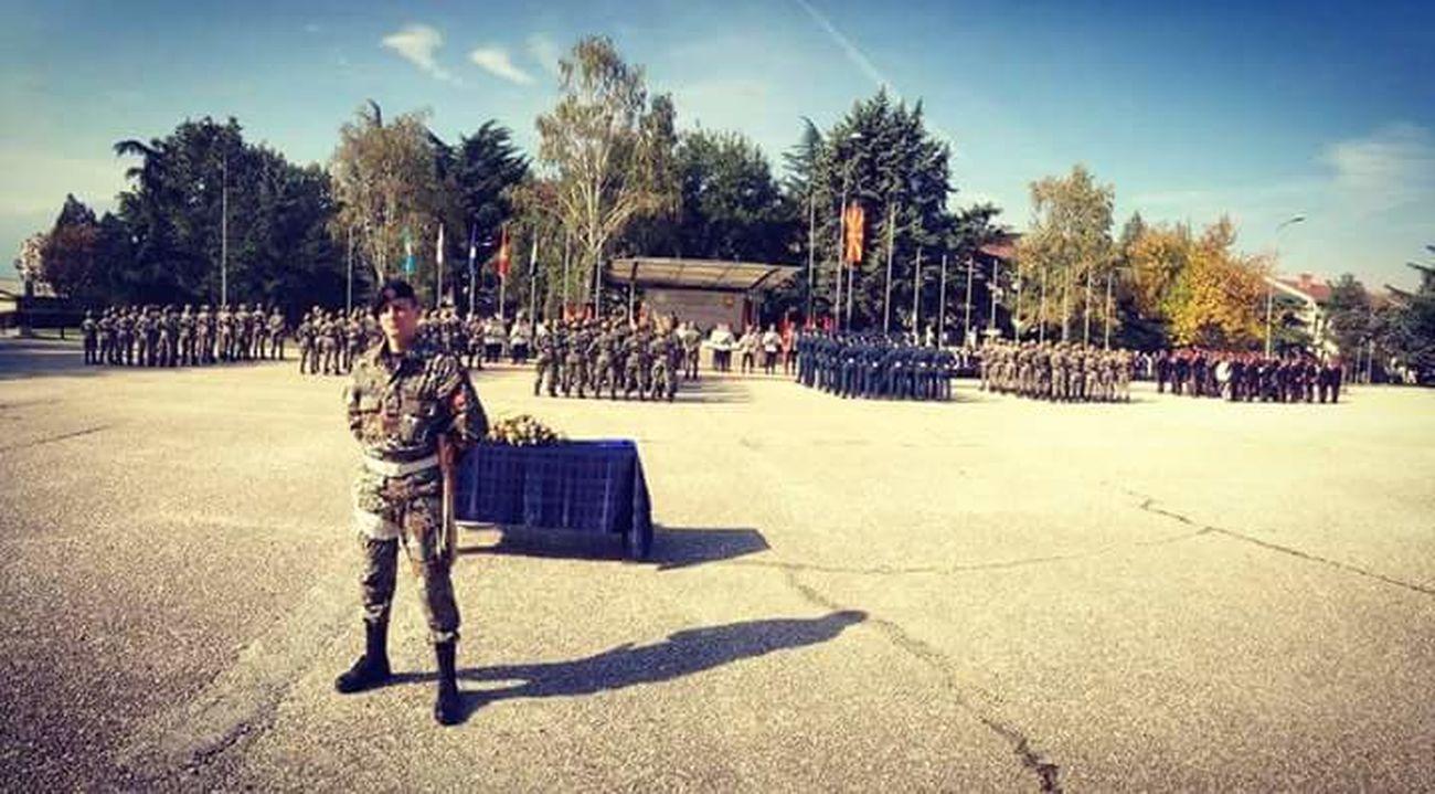 My Profession Army Life