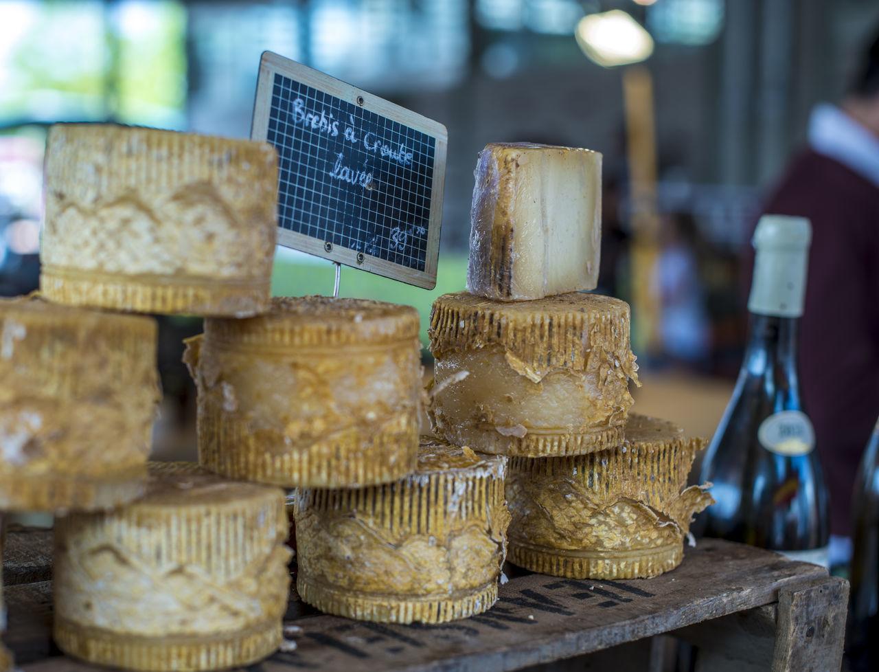 Beautiful stock photos of france, Cheese, Close-Up, Display, Food