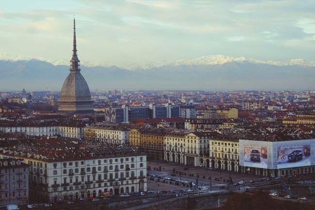 Torino Turin Urban Landscape