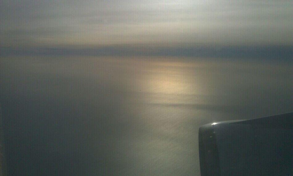 Flying Overseas