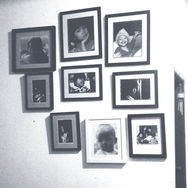 Wall frames Blackandwhite INDONESIA