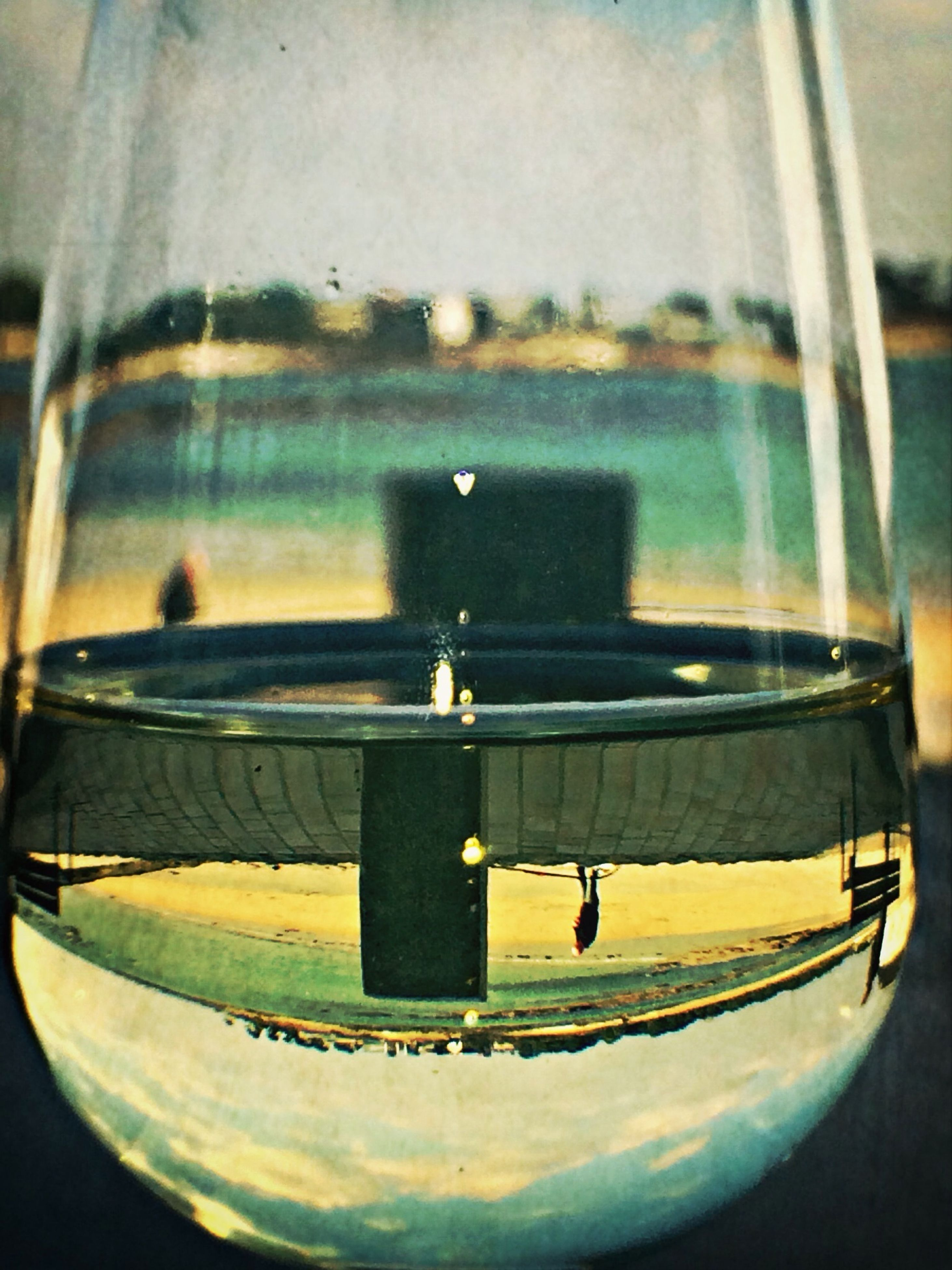 glass - material, indoors, transparent, focus on foreground, close-up, reflection, water, table, drinking glass, glass, still life, drop, no people, selective focus, window, refreshment, transportation, day, drink, wineglass