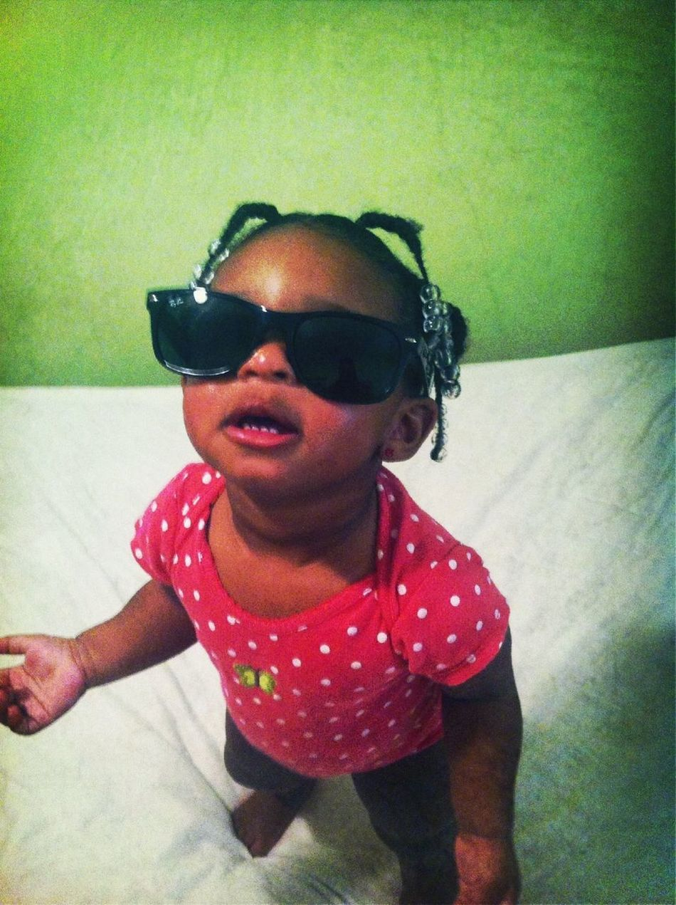 She Turnt Up Lol