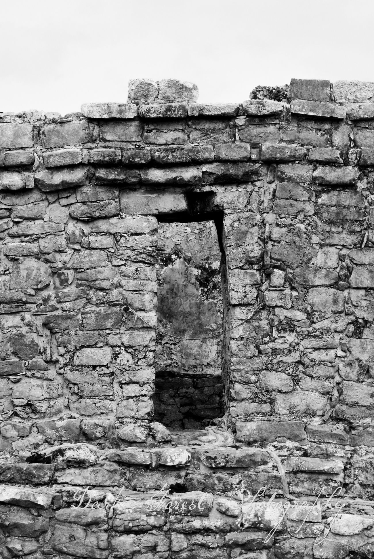Tulum Ancient Architecture Old Old Ruin Cracked Built Structure Damaged The Past History Weathered Building Exterior No People Outdoors Ancient Civilization Day Bad Condition Close-up Tulum , Rivera Maya. Mexico