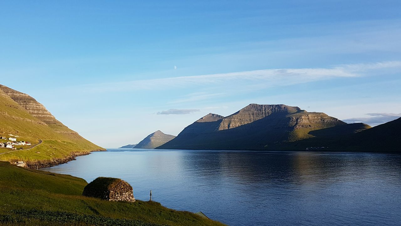 Adventure Club Faroe Islands Travel Photography Nature Nature Photography Sea And Sky Showcase July Mountain Samsung Galaxy S7