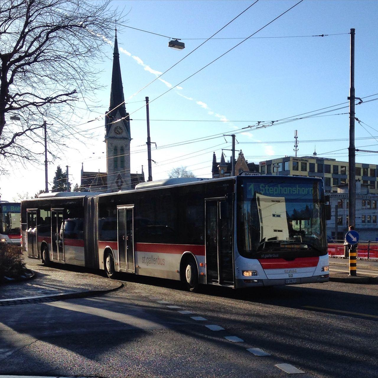 ÖV Linienbusse